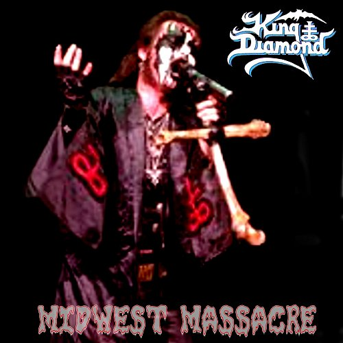 King Diamond - Midwest Massacre (Live Detroit 26.07.1986  Minneapolis 03.08.1986)