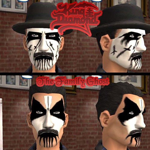 King Diamond - The Family Ghost (Live At Karen Gothenburg Sweden 21.04.2006) 2CD