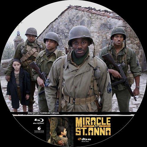 Чудо святой Анны / Miracle at St. Anna (2008)