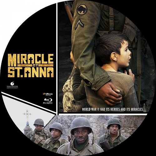 Чудо святой Анны / Miracle at St. Anna (2008)