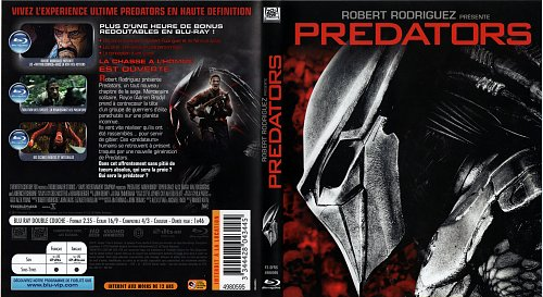 Хищники (Predators) 2010