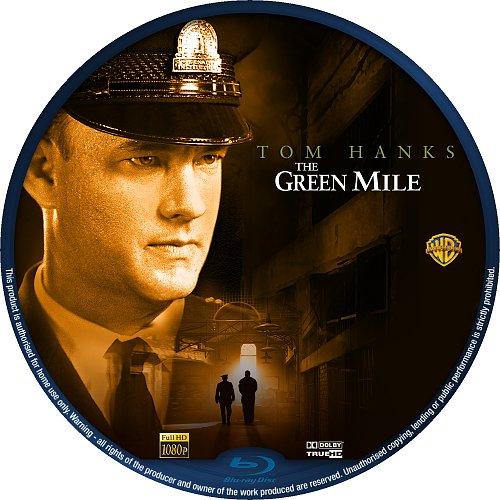 Зеленая миля / The Green Mile (1999) Blu-Ray