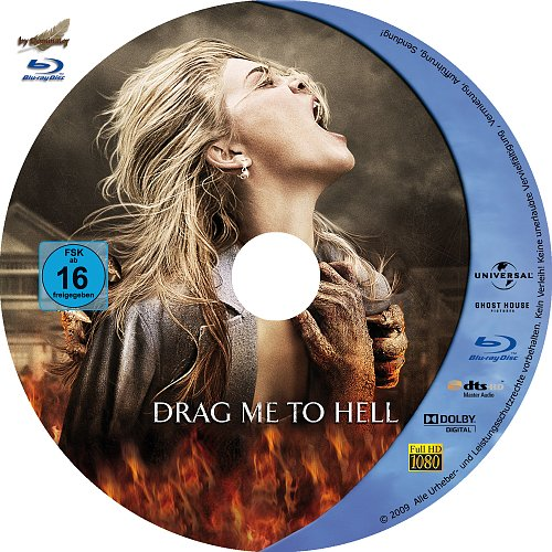 Затащи меня в Ад / Drag Me to Hell / 2009