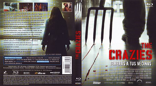 Безумцы / The Crazies / 2010