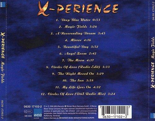 X-Perience - Magic Fields (1996)