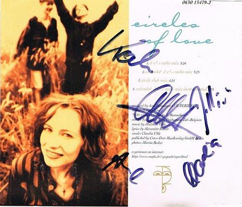 X-Perience-Circles Of Love (1996)