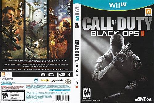 Call of Duty: Black Ops 2 Nintendo Wii U