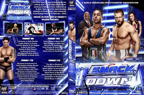 WWE: Смак Даун / Smackdown (2012)