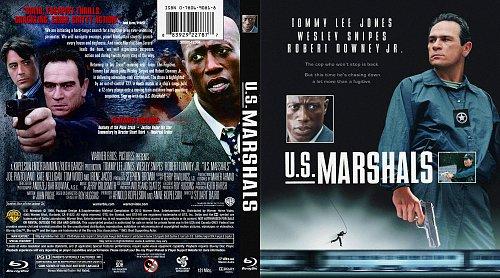 Служители закона / U.S. Marschals (1998)