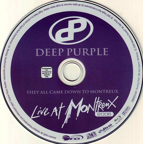 Deep Purple - Live At Montreux (2006)