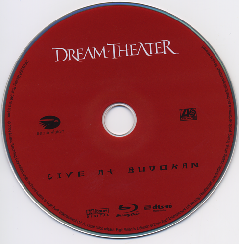 Dream Theater - Live At Budokan (2004)