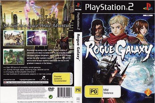 Rogue Galaxy PS2