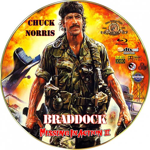 Брэддок: Без вести пропавшие 3 / Braddock: Missing in Action 3 (1988)