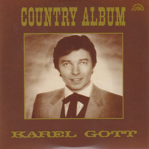 Karel Gott - Me Pisne CD20 - Country Album (2009)