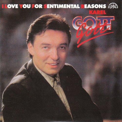 Karel Gott - Me Pisne CD30 - I Love You For Sentimental Reasons (2009)
