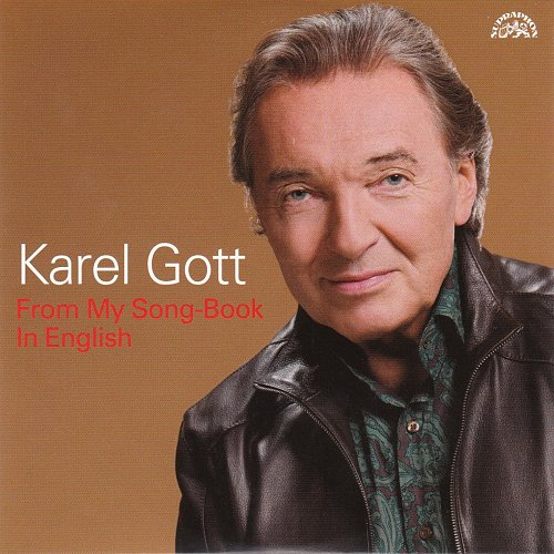 Karel Gott - Me Pisne CD35 - From My Song-Book In English (2009)