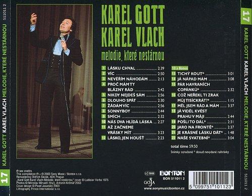 Karel Gott & Karel Vlach - Melodie, Ktere Nestarnou (2003)