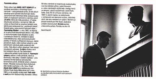 Karel Gott - Zpiva Karel Gott (1996)