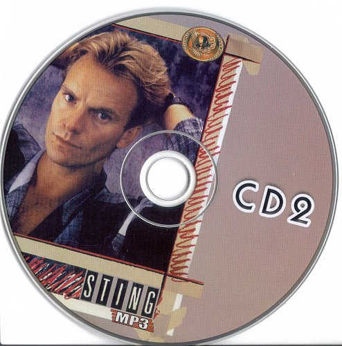 Sting - MP3 Collection (2 CD) (1982-2006)