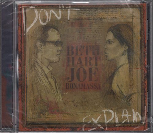 Joe Bonamassa - Beth Hart & Joe Bonamassa - Don't Explain [2011, J&R Adventures]