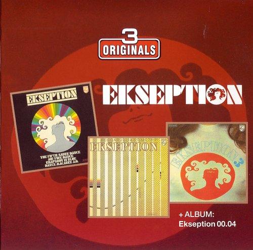 Ekseption - 3 Originals (1969, 1970, 1971) + 00-04 (1971)