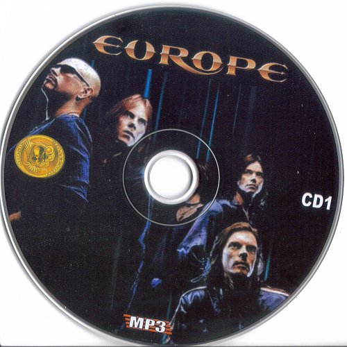 Europe - MP3 Collection (2 CD) (1984-2005)