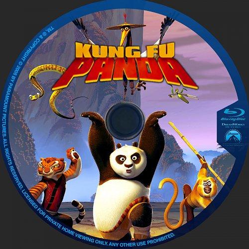 Кунг-Фу Панда / Kung Fu Panda