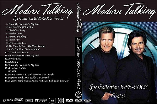Modern Talking - Live Collection