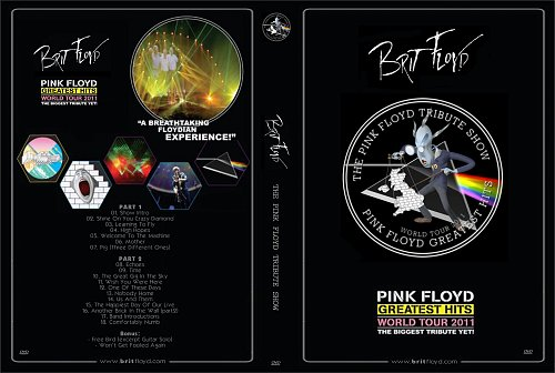 Brit Floyd - The Pink Floyd Tribute Show (2011)