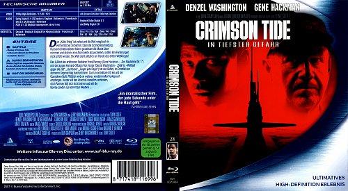 Багровый прилив / Crimson Tide (1995)