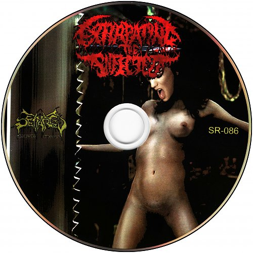 Extirpating The Infected (Spain) - Vaginal Saw Entorturement (2009 Sevared Records, USA)