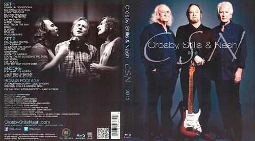 Crosby, Stills & Nash - CSN (2012)