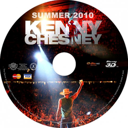Kenny Chesney-Summer in 3D (2010)
