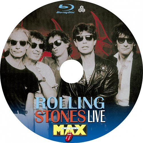 Rolling Stones - Live At The Max (1991)