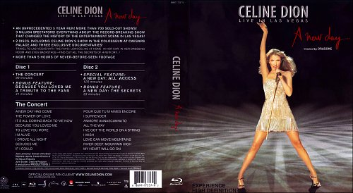 Celine Dion - A New Day Live In Las Vegas