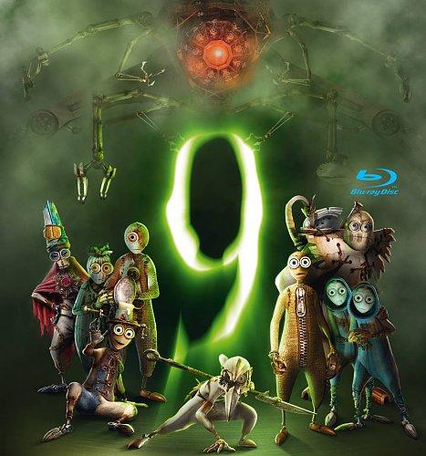 Девять / Nine / 9 (2009)