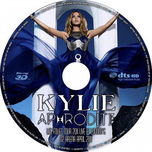 Kylie Minogue Aphrodite les Folies Live in London (2011)