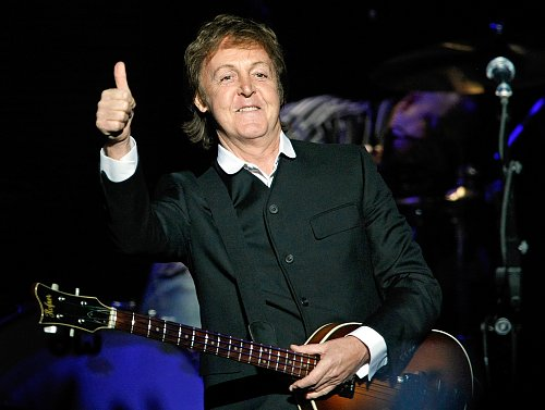 Paul McCartney / Пол МакКартни