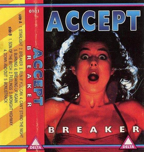 Accept - Breaker (1981)