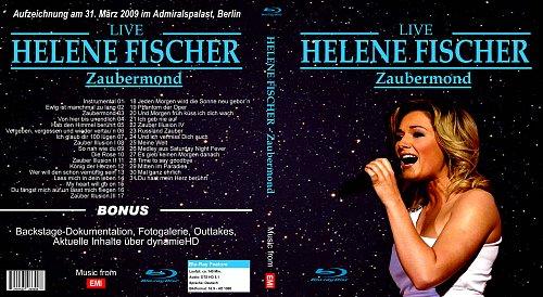 Helene Fischer - Zaubermond Live (2009)