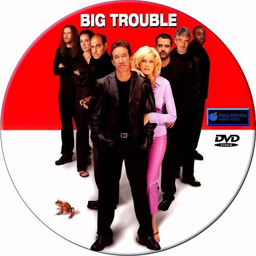 Большие неприятности / Big trouble (2002)
