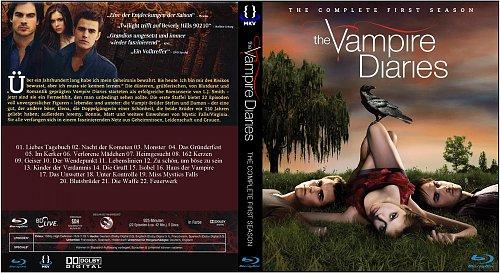 Дневники вампира (сериал) / The Vampire Diaries (2009)