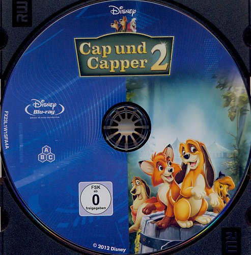 Лис и Пёс 2 / Fox and the Hound 2, The (2006)