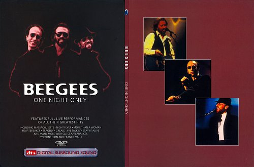 Bee Gees - One Night Only  (Slim)