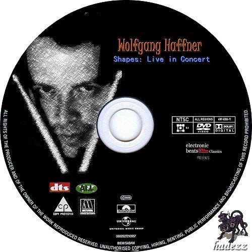 Wolfgang Haffner - Shapes: Live in Concert
