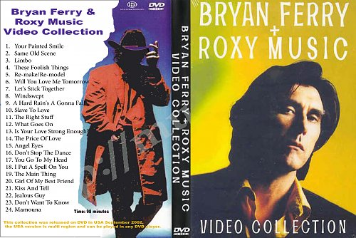 Bryan Ferry+Roxy Music - Video Collection (2002)