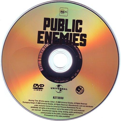 Джонни Д./Public Enemies (2009)