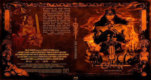 Конан-разрушитель / Conan the Destroyer (1984)
