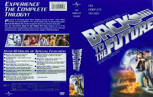Назад в Будущее / Back To The Feature (Трилогия)