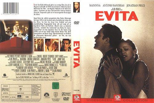 Эвита / Evita (1996)